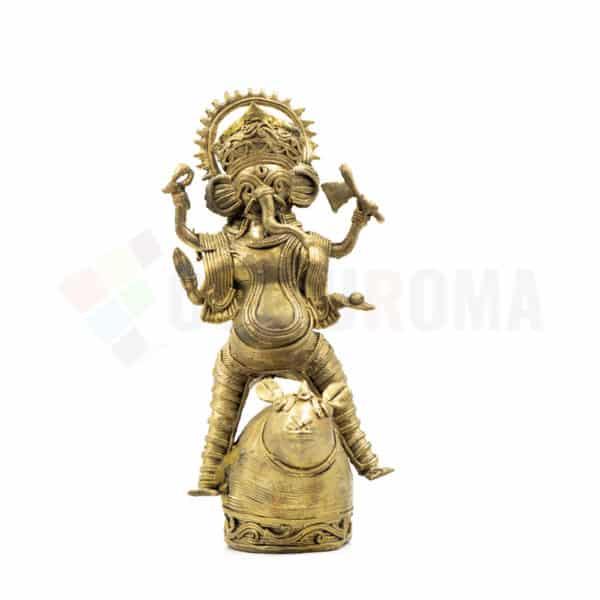 Dhokra Home Decor - Lord Ganesha