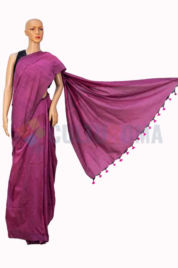 Cotton Handloom - Pink