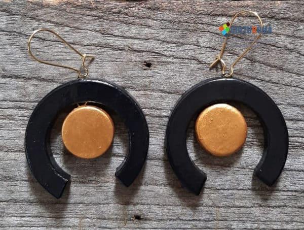 Terracotta Earrings - Style 51