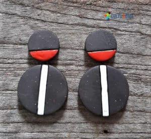 Terracotta Earrings - Style 53