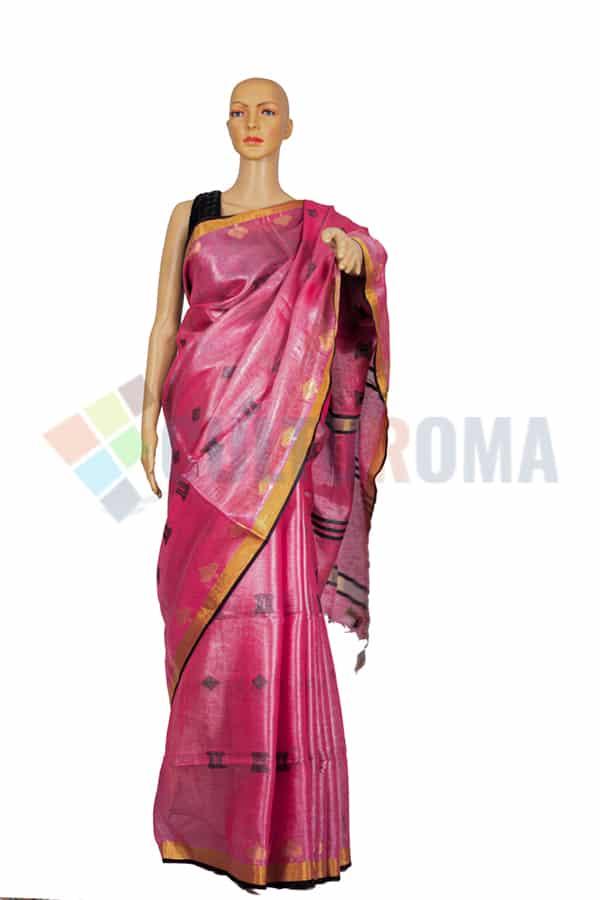 Silky Linen - Pink