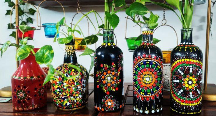 Bottle Art 6
