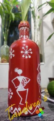 Tanushrees Bottle Art 15 1