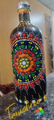 Tanushrees Bottle Art 17 1