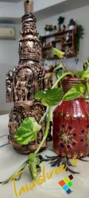 Tanushrees Bottle Art 25 1