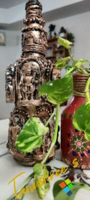 Tanushrees Bottle Art 6 1