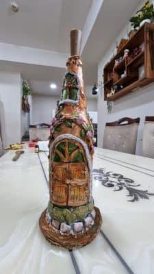 Bottleart Lighthouse