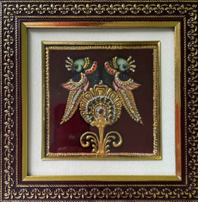 Tanjore paintings 21 Elements