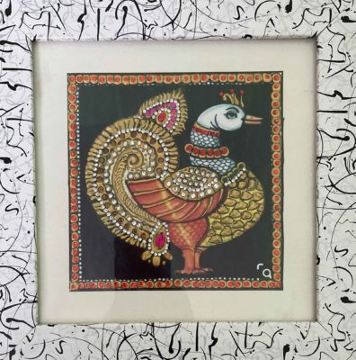Tanjore paintings 25 Elements